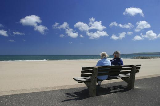 The Whole Idea of Retirement is Now in Flux