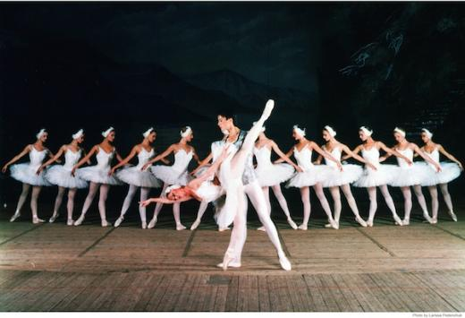 Moscow Festival Ballet Performs Swan Lake March 20 at Eisenhower Auditorium