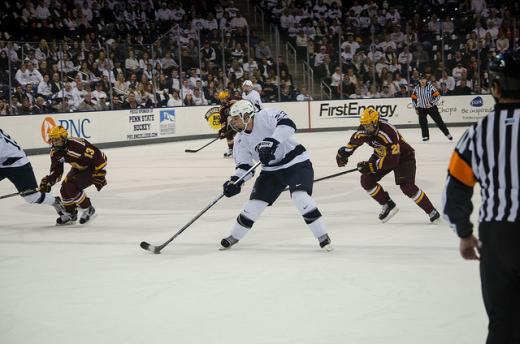 Penn State Hockey: No.2 Gophers Stop Nittany Lion Upset Bid 2-1