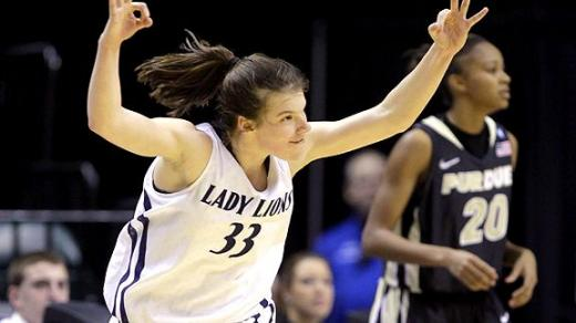 Lady Lions Basketball: Lucas Leads Trio Of Lady Lion Award Winners