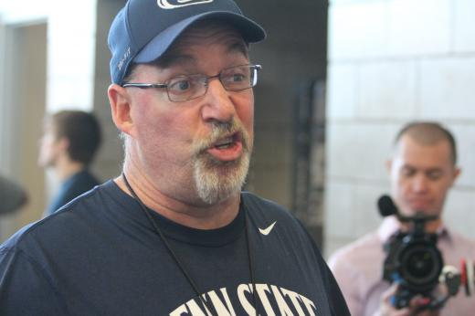 Penn State Football: Galt Set On Getting Evaluations Down To A 'T'
