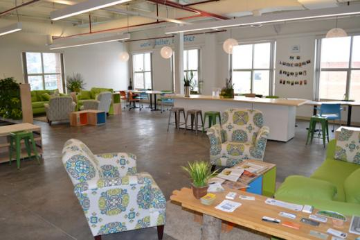 Coworking Non-Profit Offers Collaborative Community Hub