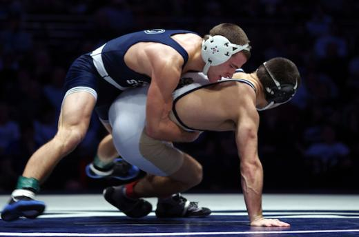 Penn State Guns for Fourth Consecutive Big Ten Title