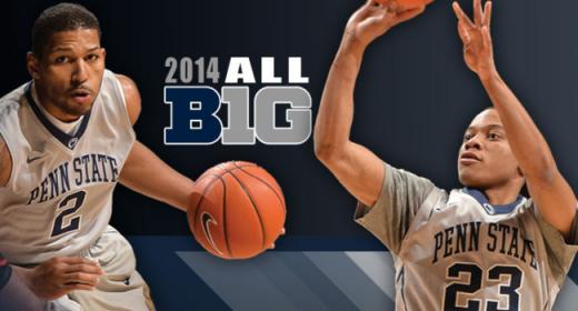 Penn State Basketball: Frazier, Newbill Earn All-Big Ten Honors