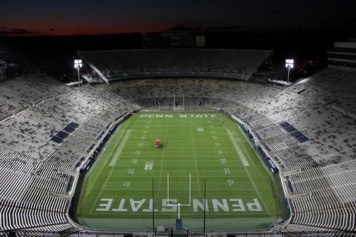 Penn State Football: Franklin's Quest For Packed Beaver Stadium Begins Today With Season Ticket Renewals And Upgrades