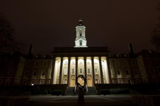 Penn State Spends More Than $129.5 million on Jerry Sandusky Scandal
