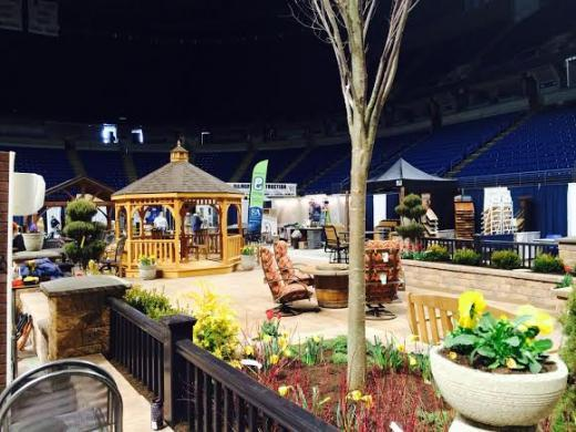 Art Alliance Provides Exposure for Local Talent at Home and Garden Show