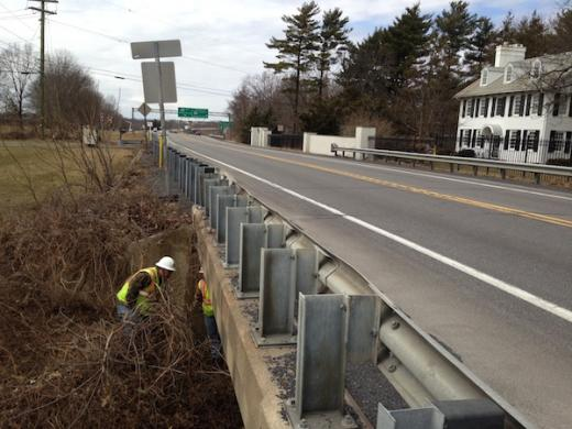 Bridge Repairs on Route 322 to Begin Soon
