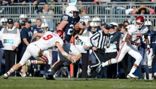 Penn State Football: Three Pronged Attack Leading Nittany Lion Running Game