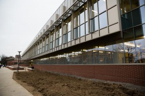 A Look Inside Penn State's New IM Building