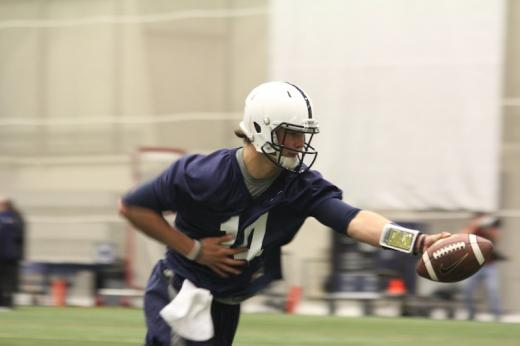 Penn State Football: New Season, New Leaders For The Nittany Lions