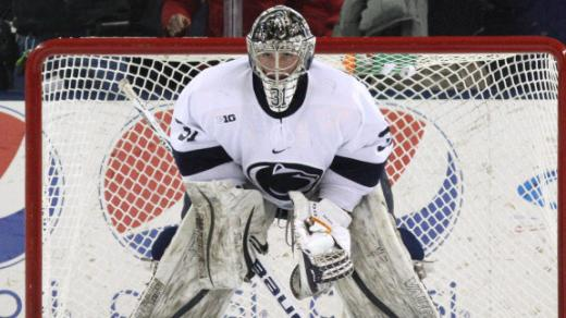 Penn State Hockey: Skoff Emerges As Top Netminder As Season Ends