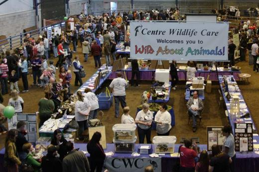 Centre Wildlife Care To Host 15th Annual 'Wild About Animals' Event