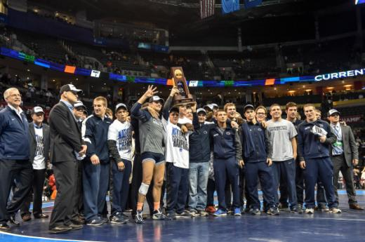Senior Moments Highlight 2014 National Title Run for Penn State