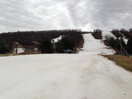 Tussey Mountain Ready For Transition From Winter To Spring