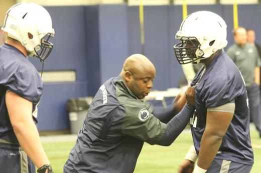 Penn State Football: Barnes Leads Defensive Line Unit Into 2014 Season