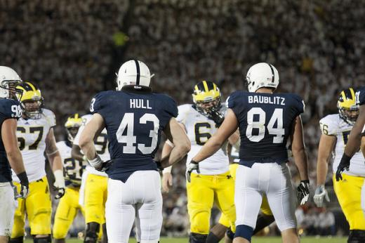 Penn State Football: Mike Hull Leads Young Linebacking Corps In 2014