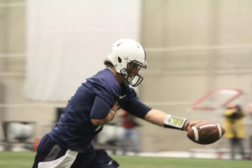 Penn State Football: Hackenberg Confident In Offensive Line Development