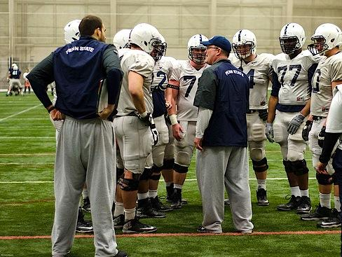 Penn State Football: For James Franklin & Staff, It's Academic