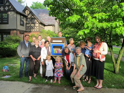 Take A Book, Leave A Book: The Story Of State College's Little Free Library
