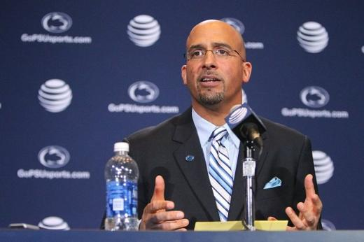 Penn State Football: Franklin Confident In Defensive Front As Spring Rolls Along