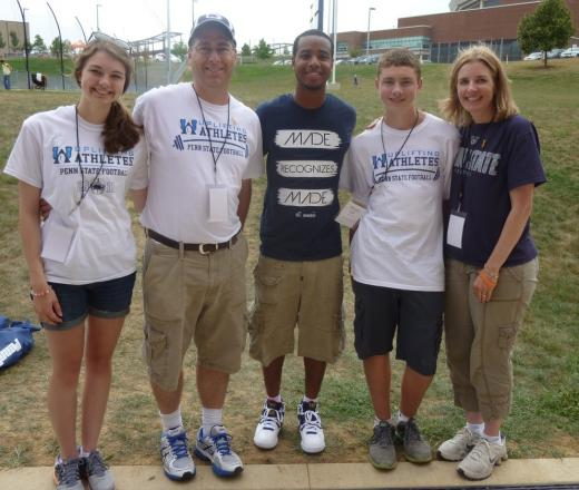Penn State Student to Raise Funds for Kidney Cancer Research at Blue-White Game