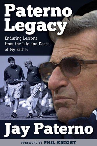 Jay Paterno Pens Book, Shares Lessons Learned From His Dad
