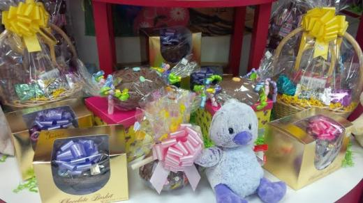 Easter Season is Busiest Time of Year for Candy Shop