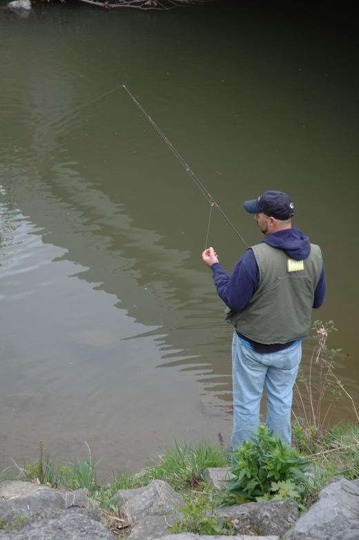 Anglers Get Set for Opening of Trout Season