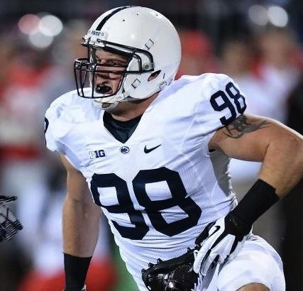 Penn State Football: No Longer a Stand-up, Zettel is Still Funny