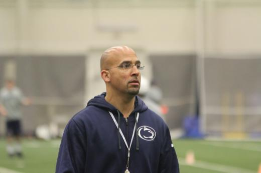 Penn State Football: Franklin Answering Meyer's Challenge, Already Setting Stage For Marquee Weekend