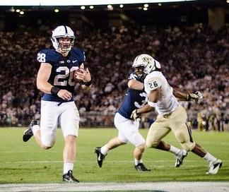 Penn State Football: Running Backs Aplenty Heading Into 2014