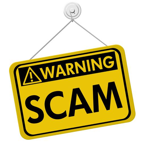 Alert: Transient Contractors Scam for Cash