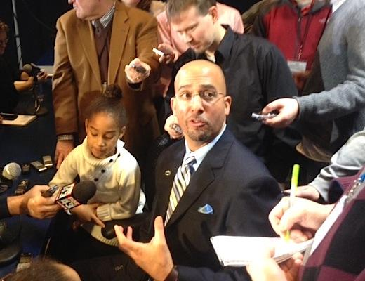 Penn State Football: James Franklin's First 100 Days