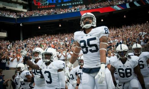 Onward Debate: Should Penn State Football Get New Uniforms?