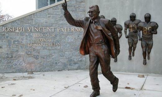 Joe Paterno Statue Planned for Downtown