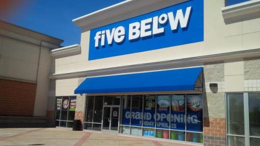 Five Below to Open Friday in State College