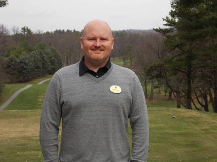 New Man in Charge at Toftrees Golf Course