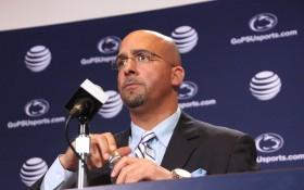 State College Spikes to Hold James Franklin Bobblehead Giveaway
