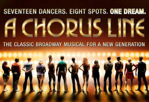 Get Your Dance Shoes, 'Chorus Line' Auditions Set