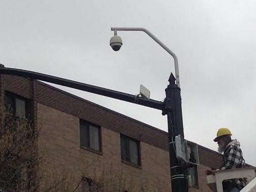 State College Installs Security Cameras Throughout Downtown