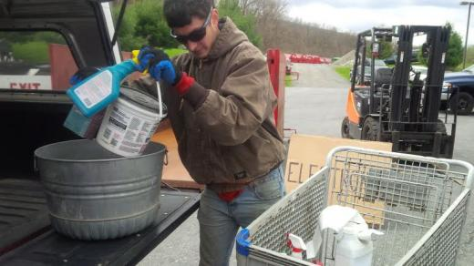 Annual Hazardous Waste Collection Event Kicks Off