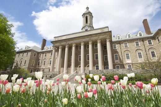 Consultants Caution Penn State Board of Trustees to Maintain and Upgrade Buildings