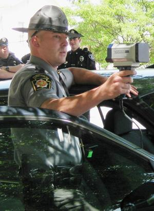 State Lawmakers Set to Revisit Police Radar Issue, State College Chief Says Hearings a Sign of Change