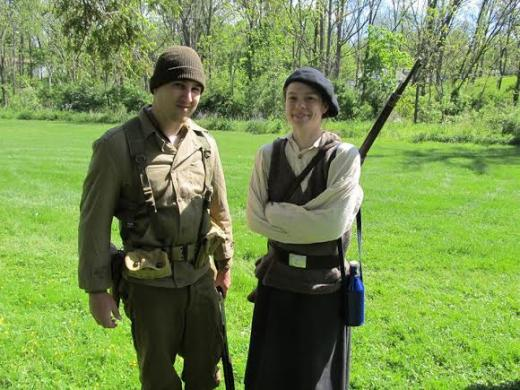 World War II Reenactors Set to Return to Military Museum for Memorial Day Weekend