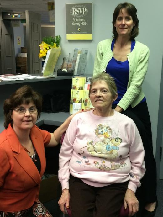 RSVP Helps Seniors Give Back to the Community