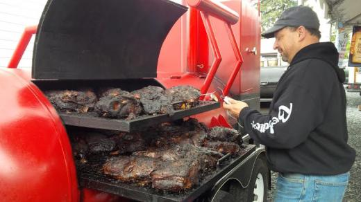 Bonfatto's Barbecue Crew Raising Funds Friday for Boalsburg Cemetery