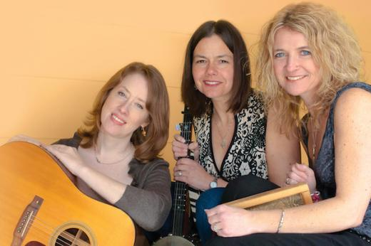 Female Folk Trio to Close Spring 2014 Acoustic Brew Season