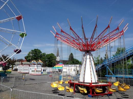 Boalsburg Fire Company's Memorial Day Carnival Kicks-Off Thursday