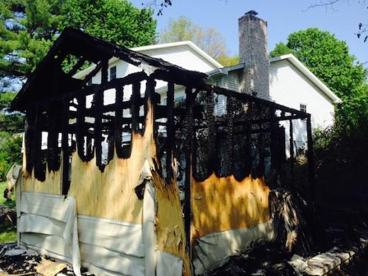 Police Working to ID Potential Arson Witnesses